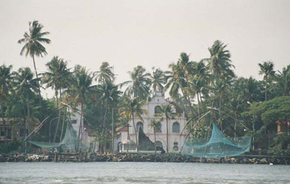 St Francis Church Road, Fort Kochi