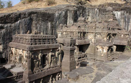 The whole Ellora album on Flickr: https://bit.ly/Q1tAnA