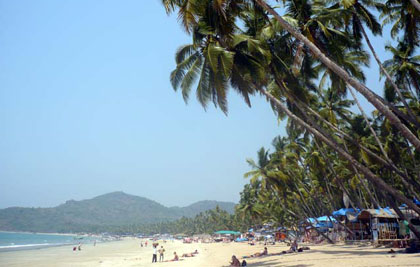My favourite and most visited beach in Goa